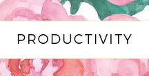 PRODUCTIVITY | ADVICE, ARTICLES + TIPS / Productivity Day, Productivity Tips and Tricks, Work Productivity, I Want Productivity, How To Be Productive, Productivity Management, Clever Productivity, Productivity Life Hacks, Stay Focused, Business Productivity, Productivity Ideas, Productivity Advice, Be More Productive
