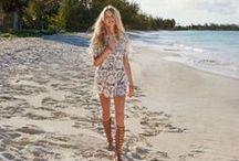 CONLEYS ♥ schöne Sommeroutfits / Sommer, Sonne, Strand - was darf da nicht fehlen? Ganz klar das perfekte Sommeroutfit. Ob luftige Kleider, Tuniken oder Röcke, wir zeigen hier unsere Sommer Highlights zum Anziehen.