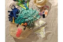 CONLEYS ♥ Sommer Accessoires / Leicht gebräunte Haut, lauer Sommerwind und herrliche Sonne! Was kann da noch fehlen? Wie wäre es mit den passenden Accessoires wie Sommerhüte, Clutches, Strandkörbe, Schmuck im Boho-Style? Viel Spaß beim Entdecken.