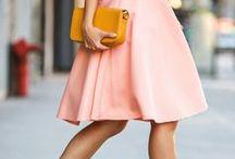 CONLEYS ♥ Röcke / Holt die Röcke raus!  Egal ob im Alltag oder für den Abend - Röcke sind einfach unentbehrliche It-Pieces, die auf unterschiedlichste Weise kombiniert werden können.  Wir haben eine bunte Mischung für euch zusammengestellt.