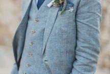 Richtig angezogen zur Hochzeit Men / Du bist auf einer Hochzeit eingeladen und suchst nach dem passenden Outfit? Wir zeigen euch die coolsten Styles.