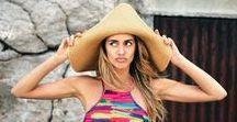 CONLEYS ♥ Strandaccessoires: Strohhüte, Sonnenbrillen, Bikinis, etc. / So wird das Strandoutfit perfekt. Tolle Bikinis, Sonnenbrillen, Strandkleider und Beach Accessoires. Der Sommer kann kommen!