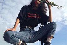 grunge, indie,...