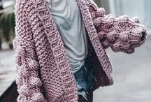 CONLEYS ♥ Chunky Knits / Ein Trend, der nicht nur einen extrem hohen Stylefaktor hat, sondern auch noch kuschelig warm ist: Chunky Knit, oder auch Grobstrick genannt, ist einfach perfekt für die kalte Jahreszeit! Also zieht euch warm an Mädels!