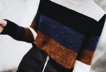 CONLEYS ♥ Winterstreifen / Streifen passen einfach zu jeder Jahreszeit. Egal ob Hosen, Jacken oder Pullover - entdeckt die Streifen-Looks, die euch diesen Winter warm halten.