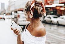 CONLEYS ♥ Bandana / Haarband, Haartuch & Co. sind diesen Sommer das absolute Must-Have. Entdeckt hier die tollsten Styles, um eure Haare zu schmücken!