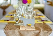 Parties and Event Planning / by Sarcie McFarland