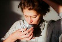 Morning glory / i love coffee, i love tea / by Marit Langley