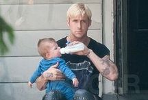 Guys Holding Babies / Because a man's best accessory is a baby.