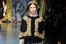 Fashion Wk Fall 12 / by Jamie K