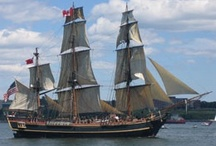 Savannah Tall Ships Challenge / Farewell the Bounty, who graced our city not so long ago...