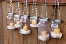 Pretty Jar ideas / by ⭐ ✈ KÅī ✈ ⭐