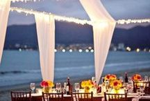 Beach Wedding / All About the Tropics!