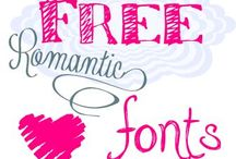 Fonts Fabulous / by Michelle Buckner