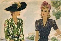 Vintage Patterns / by Tammy Lemmenes
