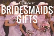 Gifts for the Bridal Party  / Some our favorite ideas for your special ladies