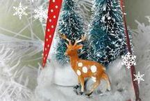 Christmas / Christmas crafts, recipes, decor and gifts. / by Laura Bray Designs