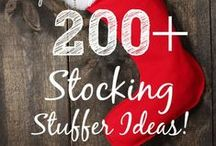 CHRISTMAS: Stocking Stuffer Ideas