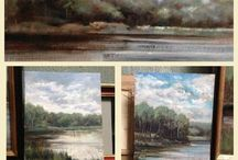 Landscape Painting Courses / Landscape painting : en plein aire