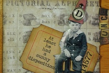 Altered Art, Configuration Boxes, & Shadow Boxes / by Sue Bockrath