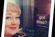 ❤got bliss?stickers around the world❤ / Spreading bliss one day at a time...