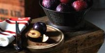 Atmospheric Food Photography / Food Photography shot with dark backgrounds