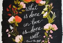 | Quotable | / by Kaitlin Wernet
