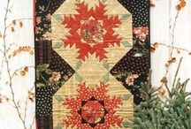 Table Runners / by Janet the quilter
