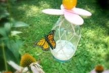 Spring Crafts / Celebrate the springtime with these new spring craft ideas. Check out all of our super fast mason jar crafts, garden crafts, spring crafts for kids, and many more simple spring crafts.  / by CutRateCrafts