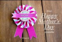 Mother's Day Ideas / by Paper Crush