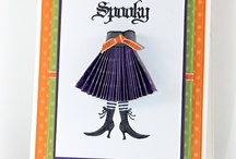 ***Cards - Halloween/Fall Cards and Tags