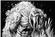 Monsters / by Walter Vasse