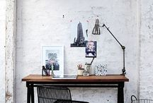 Work space / by Louise Keane