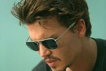 Johnny Depp - cause he desevers his own Board / by Yvette Robinson