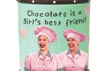 Life Is Better With Chocolate.....