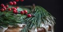 Christmas / Christmas decor, food and drink