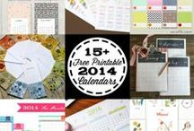 Printable Calendars / by Paper Crush