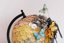 Trash Art / Upcycling / by Susan Go