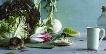 Vegetables / Photographic representations of vegetables