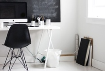 workspace / by Bucki ♥