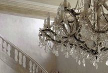 CHANDELIERS / by Tracy Mills