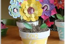 Mother's Day Crafts / by CutRateCrafts