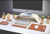 For the Office / Desk items and other products designed to be used throughout the workday.