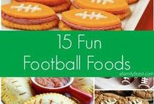 Game Day Foods / Be an amazing hostess with delicious appetizer recipes and snacks that guests will love! Whether you're tailgating, having a party, or watching the big game at home, you'll go crazy for these easy appetizers and snack recipes! / by CutRateCrafts