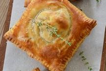 Savoury Pastry and Pies
