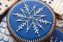 Hanukkah & Holiday Blue