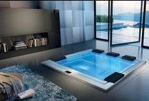 MINIPISCINE Ghost System SPA / Spa+Home EVOLUTION 2015 REST/ZEN