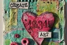 Art Journal / One day when I have some time.......