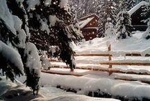 Christmas - Snow / Dreaming of a White Christmas...
