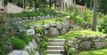 Gardening - Terraces